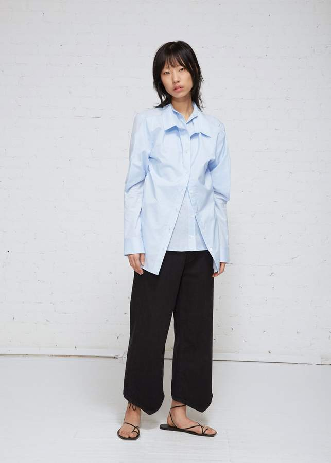Y/Project Double Front Fitted Shirt