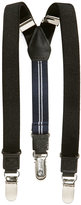 Nautica Boys' Solid Suspenders