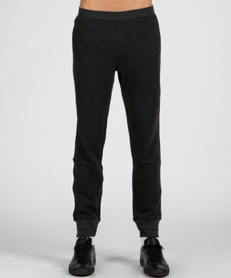 Atm French Terry Sweatpants - Heather Charcoal