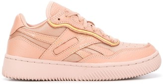Reebok x Victoria Beckham Perforated Low-Top Trainers