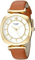 Kate Spade Women's Barrow Brown Watch KSW1225