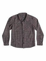 Quiksilver NEW QUIKSILVERTM Boys 8-16 Damagen Long Sleeve Shirt Boys Teens Tops