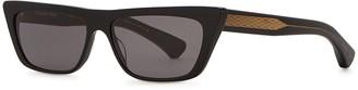 Christian Roth CR-701 tortoiseshell cat-eye sunglasses