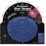 Discovery Orion Star Target Planisphere