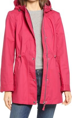 Joules Shoreside Waterproof Hooded Raincoat