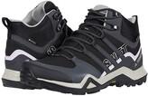 adidas Outdoor Outdoor Terrex Swift R2 Mid GTX(r) (Black/DGH Solid Grey/Purple Tint) Women's Walking Shoes