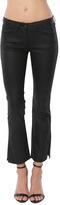 3x1 Split Bell Crop Jeans