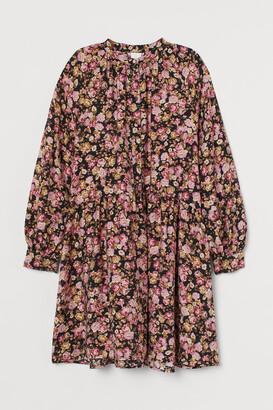 H&M Long-sleeved Dress
