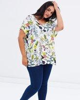 Junarose Amandy SS T-Shirt