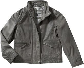 Marc O'Polo Marc O' Polo Junior Girl's Mao Jacket - Grey - 6 Years