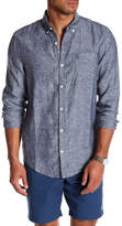 Original Penguin Nep Linen Non-Solid Slim Fit Shirt