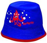 Speedo UV Bucket Hat, Blue - Small/Medium