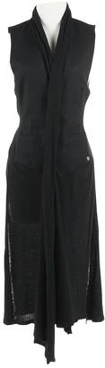 Miharayasuhiro Black Wool Knitwear