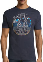 BIO Short Sleeve Star Wars Tv + Movies Graphic T-Shirt