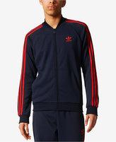 adidas Originals Men's Super Star Track Jacket