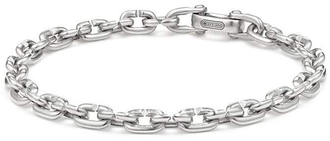 David Yurman Chain Link Narrow Bracelet