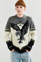 Woolrich Outdoor Eagle Motif Sweater