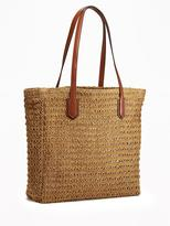 Old Navy Straw Tote for Women