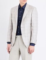 Canali Tailored-fit linen