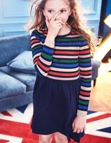 Boden Sparkle Knitted Skater Dress