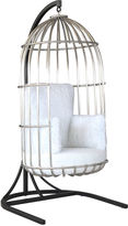 Asstd National Brand Bird Hanging Conversational Chair