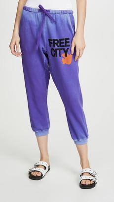 Freecity Sunfaded Pocket Sweats