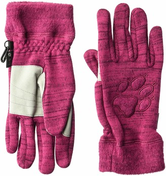 Jack Wolfskin Women's Aquila Knit Fleece Gloves
