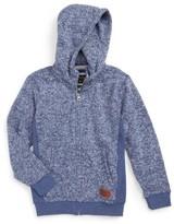 Quiksilver Boy's Keller Zip Hoodie
