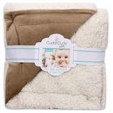 Cuddl Duds Baby Exclusive Plushfill® Reversible Sherpa Velour Blanket