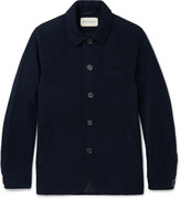 Oliver Spencer Portobello Slim-Fit Wool-Blend Jacket
