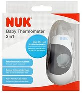 NUK 2 in 1 Thermometer by