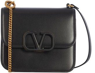 Valentino Mini V Sling Shoulder Bag