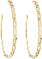 Ippolita Rock Candy Gelato® 18k Citrine Hoop Earrings