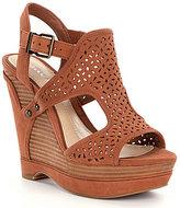 Gianni Bini Tulsah Wedge Sandals