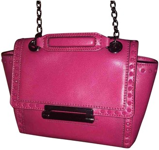 Diane von Furstenberg Pink Leather Handbags