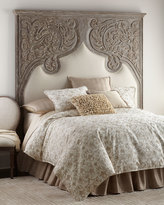 Erlinda Carved King Headboard