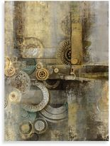 "Bed Bath & Beyond John Douglas ""Urban Time"" Canvas Art"