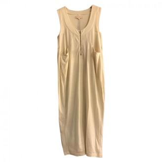Heimstone Beige Wool Dresses