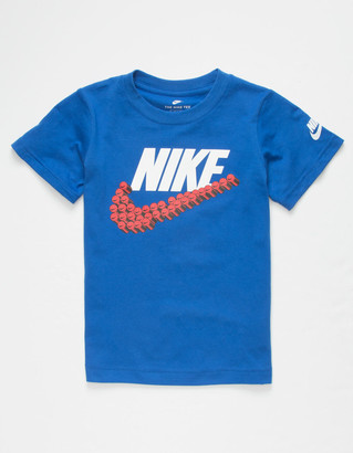 Nike Futura Smile Swoosh Little Boys T-Shirt (4-7)