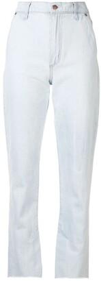 Nobody Denim Sabine straight-leg jeans