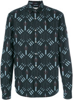 Valentino Love Blade shirt - men - Cotton - 38