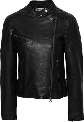 Muu Baa Muubaa Siata Quilted Leather Biker Jacket