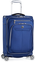 """Revo Evolution 21"""" Carry On Expandable Spinner Suitcase"""
