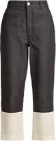 Loewe Fisherman low-slung jeans