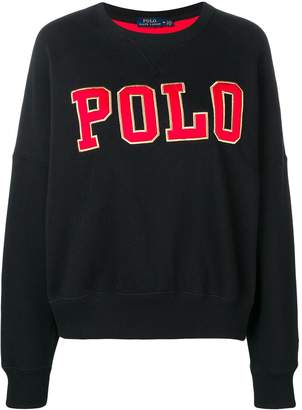 Polo Ralph Lauren casual logo sweatshirt