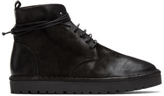 Marsèll Black Sanscripa Alta Boots