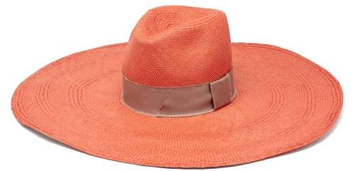 5fb2c420f412c Pink Straw Hat - ShopStyle