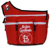 Diaper Dude MLBTM Saint Louis Cardinals Messenger Diaper Bag