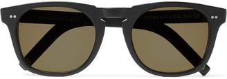 Kingsman + Cutler And Gross Square-Frame Matte-Acetate Sunglasses