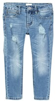 Hudson Straight Five Pocket Jeans (Toddler Boys)